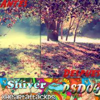 Shiver PSD by xHeartAttackPS