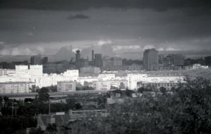 The White Inside Moscow by AnthonyCoke