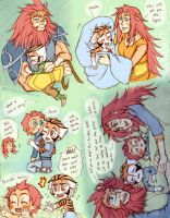 Thundercats - Families part 3 by piku-chan