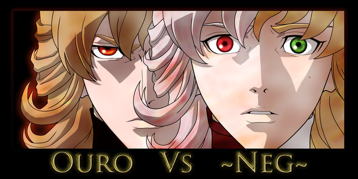 Collab Tnb - Evil and...not angel by ThanEros