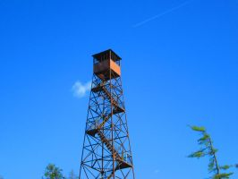 Fire Tower by Avi-the-Avenger