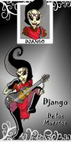 Django Of the Dead by DarkMirime