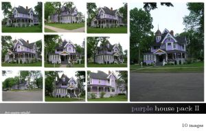 purple house pack II by carro-stalk