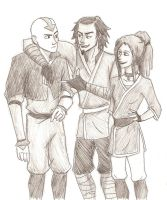 The siblings. by compoundbreadd