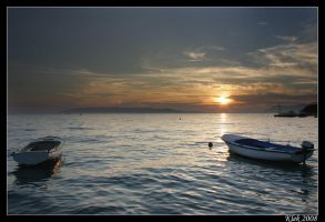 Makarska - Camci 2 by Klek