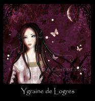 Ygraine de Logres by Eireen