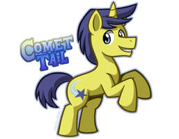 Comet Tail by BuizelCream