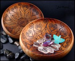 Meditation Bowls by andromeda