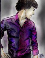 DIGITALIZE SHERLOCK by whodyathink