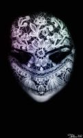 Lace Mask** by Thelema001