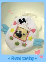 Virtual Pet Bag by kickass-peanut