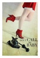 don't call me baby by Panchoza