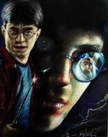 Colors Collection - Harry Potter by TERRIBLEart