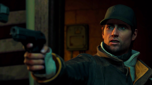 Watch_Dogs - Aiden Pearce by youknowwho77