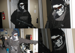 MW2 Ghost Cosplay by Methados