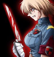 : Seras Victoria : by JayCosplay