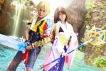 Final Fantasy X Couple by Shasmy
