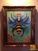 Bee Queen by Ooh-A-piece-of-Candy