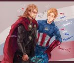 Thor 2: Stop it, Loki! by Fiveonthe