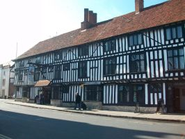 The Falcon - Stratford Upon Avon by AetheriumDreams