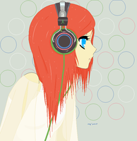Let The Music Flow .:Contest Entry:. by Solar-Sensei
