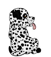 Dalmatian Puppy by ThisDyingDog