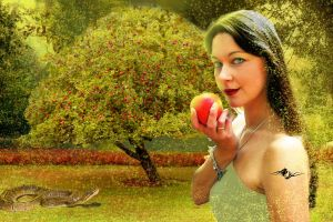 Eve's Spring Harvest by eastphoto99