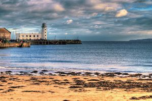 Scarborough Lighthouse... by TheBaldingOne