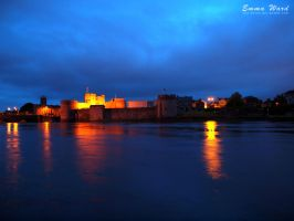 King John's Castle by Idle-Emma