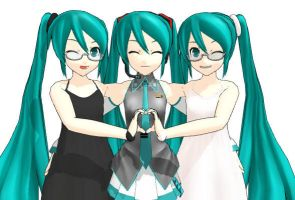 MMD: Even more Nakao :3 by Free-Beloved-Army
