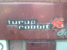 Turbo Rabbit by UltimatuS1