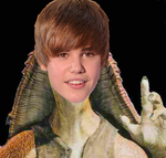Jar Jar Bieber by KindGenius