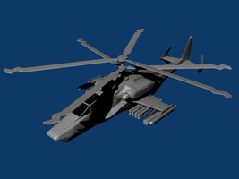 Ka-50L Hokum by Stealthflanker
