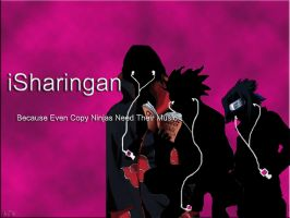 iSharingan by DarkFantastic