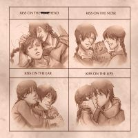 Kailas-Hova: Cute Kiss meme by RogueRider