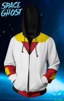 Space Ghost Hoodie! [WIP] by prathik
