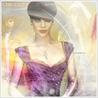chicesque by decadent-geek