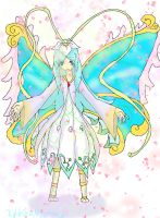 Earthia-Hertia Fairy by HezuNeutral