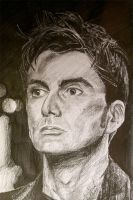 David Tennant - Doctor Who by szucia