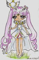 Sailor Cosmos Chibi by MahoushoujoPurin