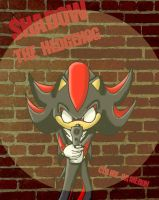 Wanted - Shadow The Hedgehog by Vixen-T-Fox