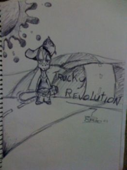 trucky revolution by Simmo-Mylo