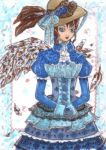 ACEO: Victorian Angel by IvoryPeony