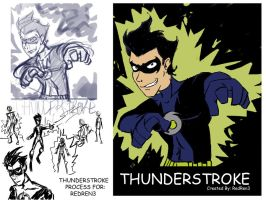 Comish_Thunderstroke_process by MissKeith