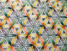 learning geometric patterns by Lou-in-Canada