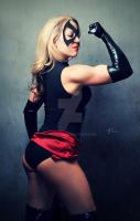 Ms Marvel - Cosplay Shoot by TREXMAN