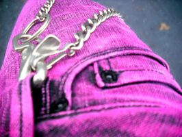 Pink Pants by erin72