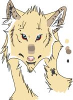 Lucian Wolf Base Colors by Hyourin