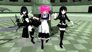 MMD BRS Pack Update Download by Nanashione