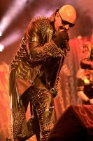 Judas Priest: Rob Halford IV by basseca